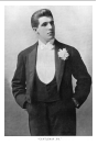 "Actor /Pugilist ""Gentleman Jim"". -1866-1933"