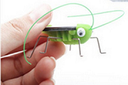 Grasshopper Toy-Mini nano Solar Powered