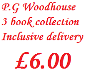 P.G Woodhouse The Jeeves Collection