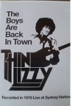 # THIN LIZZY- Sydney Harbour (1978)