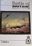 BATTLE OF BRITAIN MEMORIAL FLIGHT magazine/book 1991